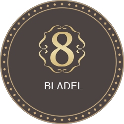 Sushi Eight bladel